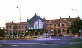 old station almeria